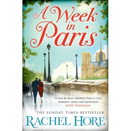 A Week in Paris (Paperback)
