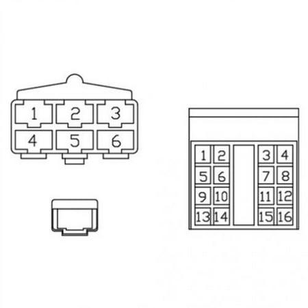radio wiring harness new case ih new holland. Black Bedroom Furniture Sets. Home Design Ideas
