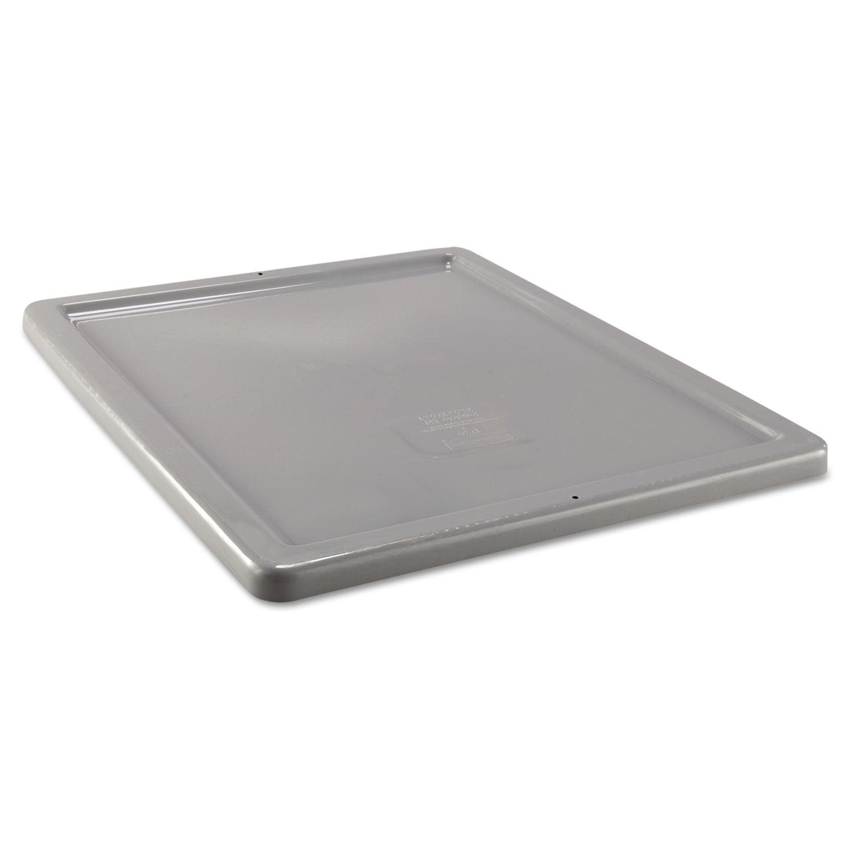 Palletote Box Lid, Gray