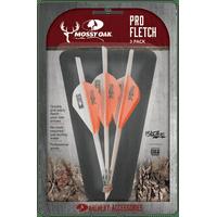 Mossy Oak Pro Fletch 3 Pack