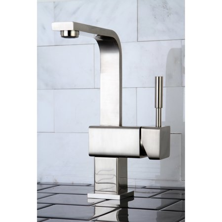 Kingston Brass Toronto Euro Style Satin Nickel Bathroom Faucet