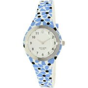 Women's Rumsey KSW1087 Blue Silicone Quartz Watch