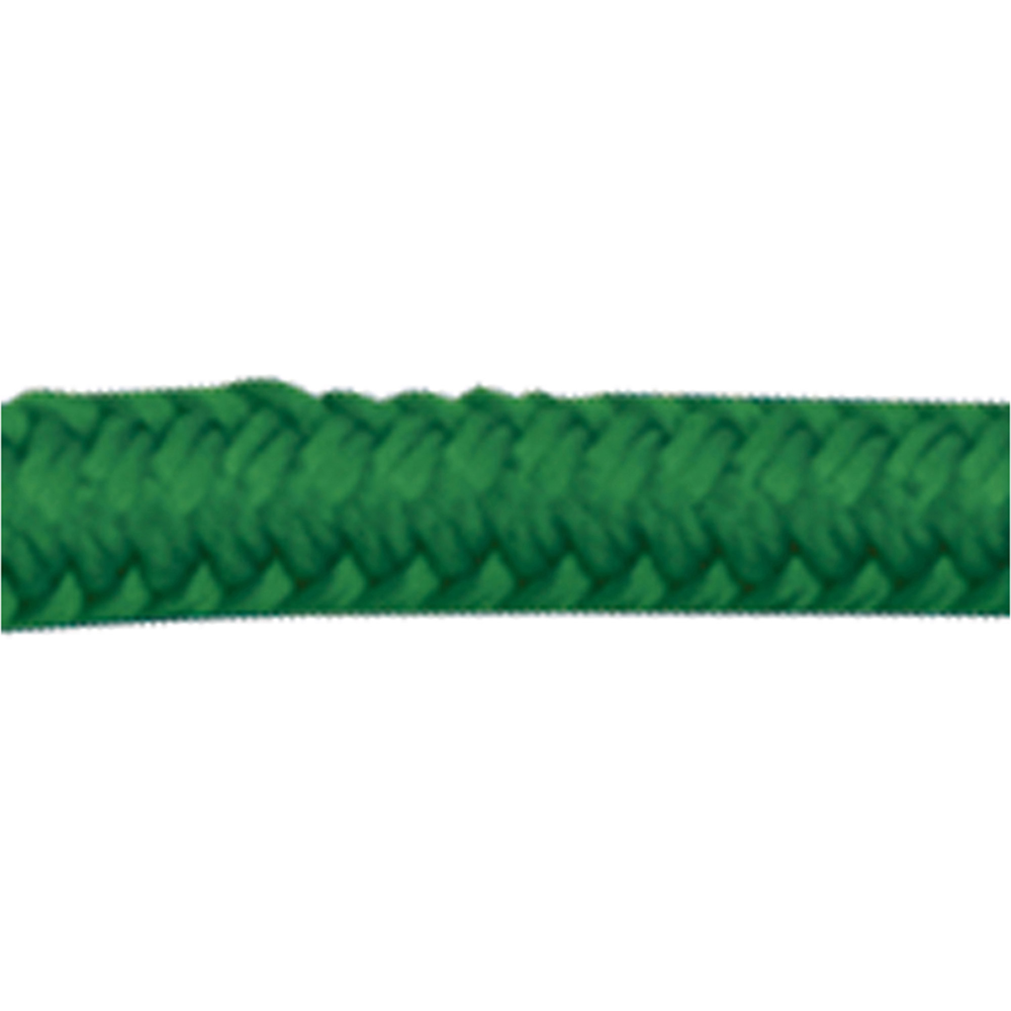 "Sea Dog Dock Line, Double Braided Nylon, 1 2"" x 15', Green by Sea Dog"