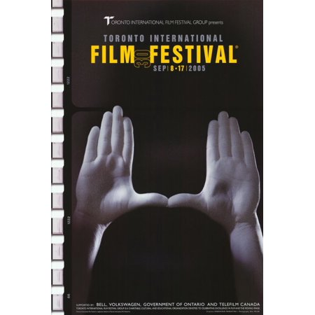 Toronto International Film Festival POSTER Movie - Halloween Toronto