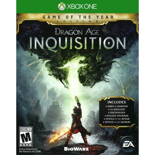 Dragon Age Inquisition Game of the Year Edition (Xbox One)