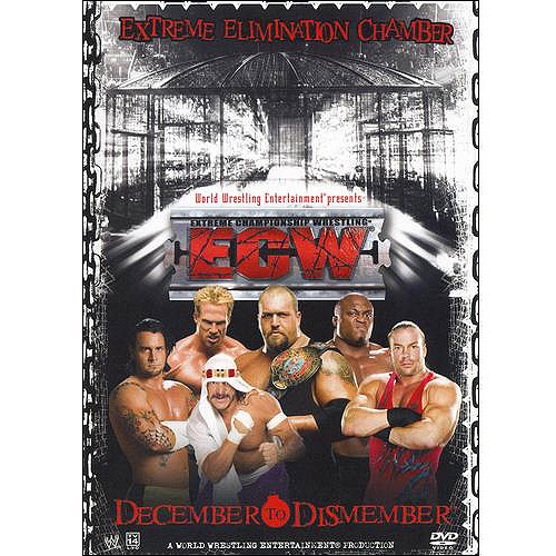 WWE December to Dismember [DVD] by SONY CORP