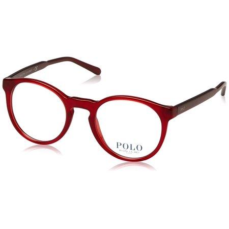 01621fa11c6 Polo Ralph Lauren Men s PH2157 Eyeglasses - Walmart.com