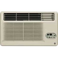 Ge Built-In/Wall Low-Mount Room Air Conditioner With Electric Heat 12K BTU 230V