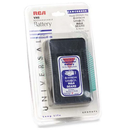 RCA VHS Camcorder Battery
