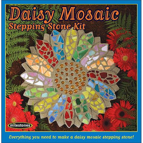 Milestones Daisy Stepping-Stone Kit