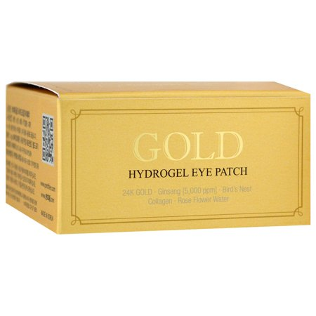 Petitfee  Gold Hydrogel Eye Patch  60 Pieces