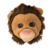 Rubie's Fuzzy Lion Head Halloween Costume Accessory