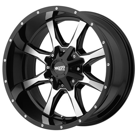 Metal Wheel - Moto Metal MO970 16x8 8x6.5