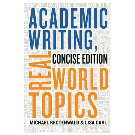 Academic Writing, Real World - Halloween Writing Topics