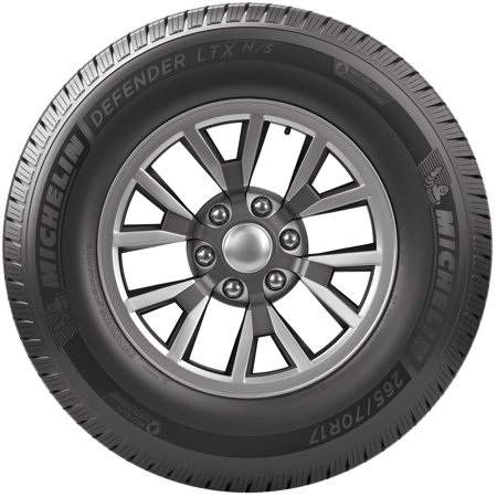 Michelin Defender LTX M/S Highway Tire 275/55R20 113T