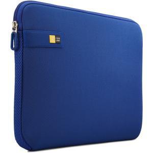 "Case Logic LAPS-113 Carrying Case (Sleeve) for 13.3"" Notebook, MacBook - Blue - Impact Resistant Interior - EVA Foam - 10"" Height x 14"" Width x 1.1"" Depth LAPTOP OR MACBOOK"