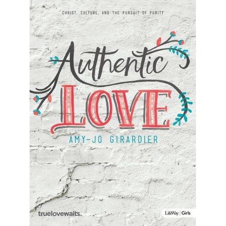 Authentic Love - Bible Study for Girls : Christ, Culture, and the Pursuit of Purity](Jesus Loves You In Spanish)