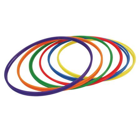 Plastic Hula Hoops, 30