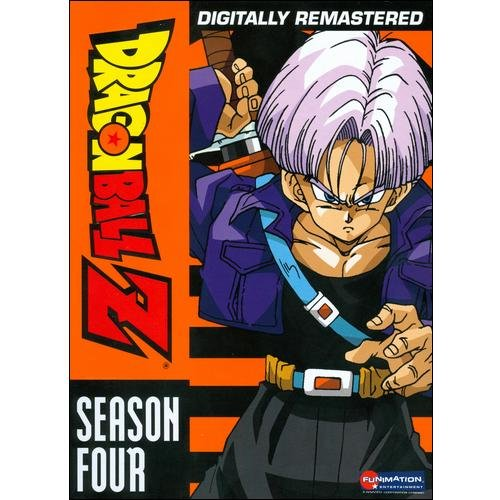 Dragon Ball Z: Season Four (Japanese)