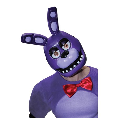 Five Nights at Freddy's Bonnie Adult 1/2 - Half Masks To Decorate