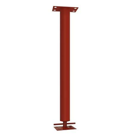 Tiger Jack Post 5007295 3 in. Dia. x 2 ft. Adjustable Building Support Column - 24700