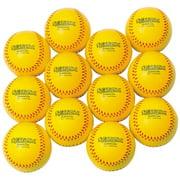 S&S Worldwide Spectrum Foam Softballs, Dozen by S&S Worldwide