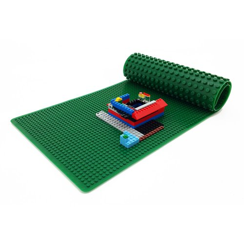Vandue Corporation PlayScapes Portable Building Brick 2-Sided Play Mat