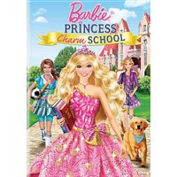 Barbie Princess: Charm School (DVD)