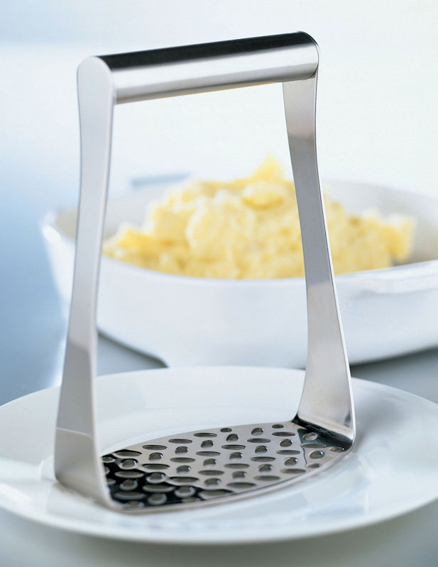 Cuisipro Stainless Steel Potato Masher by Robinson Home Products Inc.