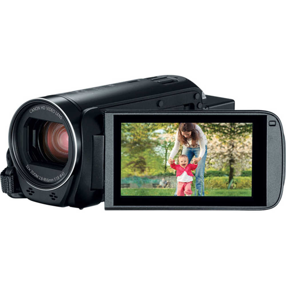 Canon VIXIA HF R82 Camcorder (Black) (Certified Refurbished)
