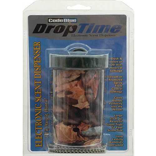Code Blue Drop Time Scent Dispenser