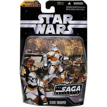 Star Wars Saga Collection 2006 Clone Trooper Action Figure [Utapau]