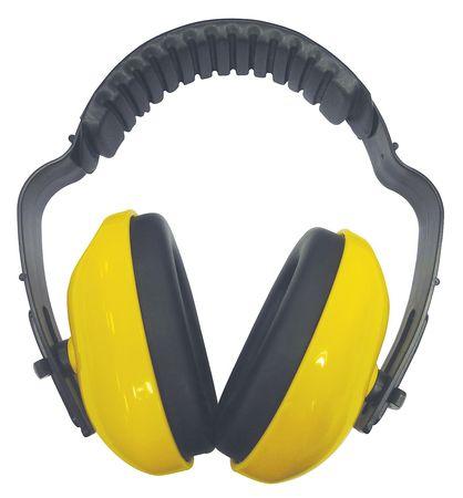 CONDOR Ear Muffs,Over-the-Head,NRR 19dB 26X628