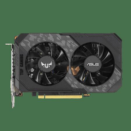 Geforce 6600 Dvi - ASUS TUF Gaming GeForce GTX 1660 Overclocked 6GB Dual-Fan Edition HDMI DP DVI Gaming Graphics Card (TUF-GTX1660-O6G-Gaming)