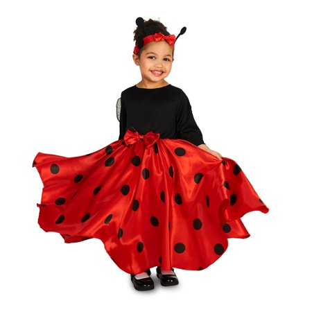 Lucky Ladybug Child Costume](Kids Lady Bug Costume)