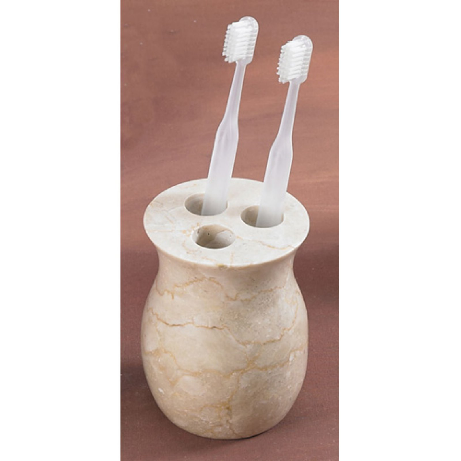 Creative Home Marble Vase Toothbrush Holder