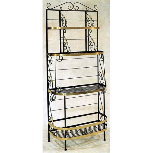 Grace Collection French Baker's Rack