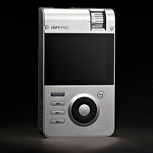 HIFIMAN HM901s High-Fideltiy Portable MP3 Player with Balanced Amplifier Card