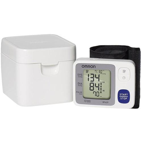 Omron Bp629n 3 Series Wrist Blood Pressure Monitor