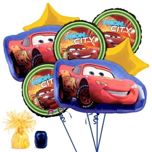 Disney Cars Balloon Kit (Each) - Party Supplies