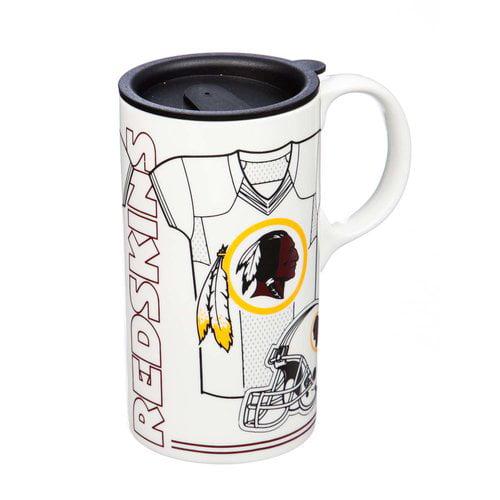 Team Sports America NFL Tall Boy Jersey Travel Mug