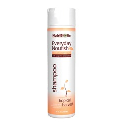 Everyday Nourish Shampoo Nutribiotic 10 oz Liquid