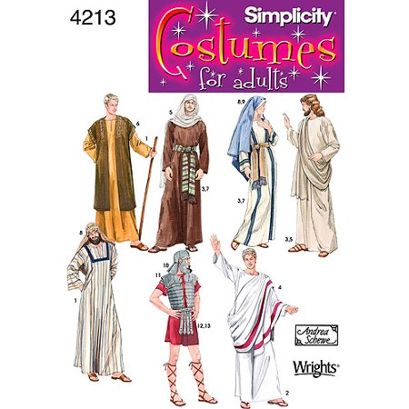 Simplicity Pattern Adult Helmet Costumes, (XS, S, M, L, - Sewing Patterns Halloween Costumes
