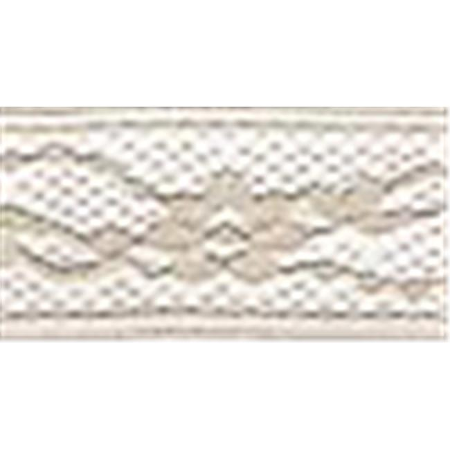 Flexi-Lace Hem Tape 3-4 in. 3 Yards-Beige