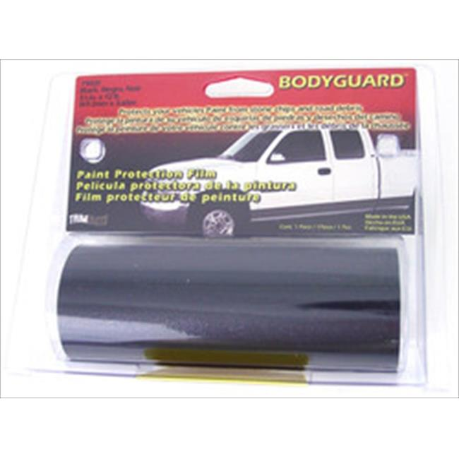 Trimbrite T9021 Body Guard, 5-7, 8 inch x 12 ft.  Black Film Kit