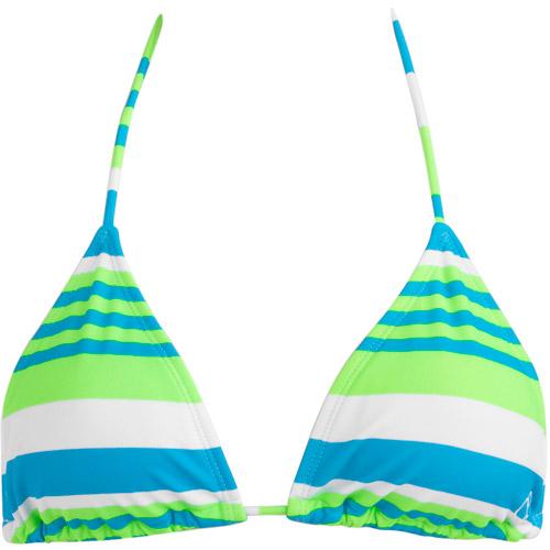 Op Juniors Printed String Bikini Top