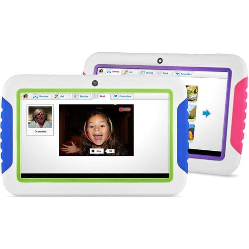 """FunTab 7"""" Kids Tablet 8GB Memory 50+ Games / Apps"""