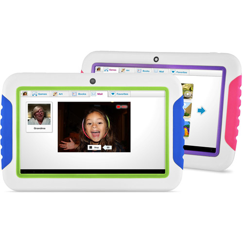 "FunTab 7"" Kids Tablet 8GB Memory 50+ Games / Apps"