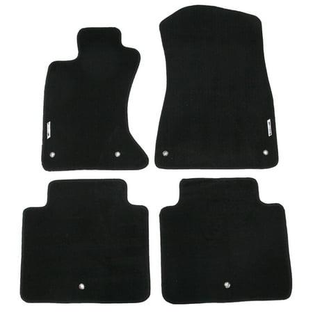 Fit 98-05 LEXUS GS300 Custom Premium Nylon Black Floor Mats Carpet For 1998 1999 2000 2001 2002 2003 2004 2005 98 99 00
