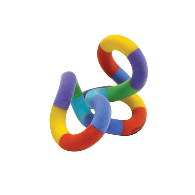New 4 x Twisted Fun Tangle Brain Tool Sensory Fidget Tangle Fuzzy Toy